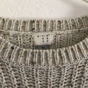 a new day Sweaters - a new day sweater
